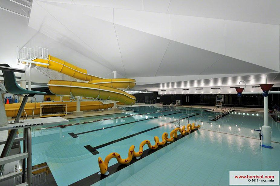 Centre aquatique desjardins canada projet d 39 exception for Piscine tout compris 15000
