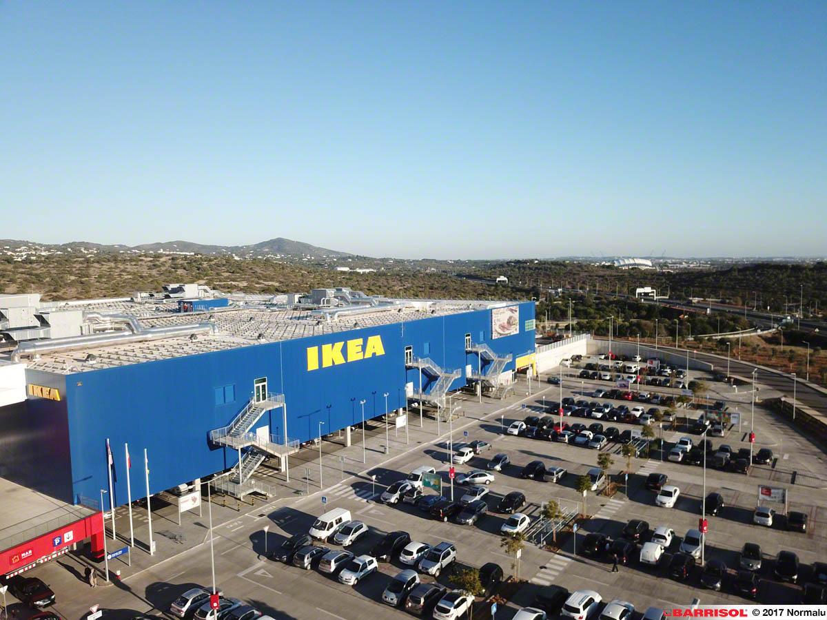 Ikea loulé portugal projet d exception barrisol