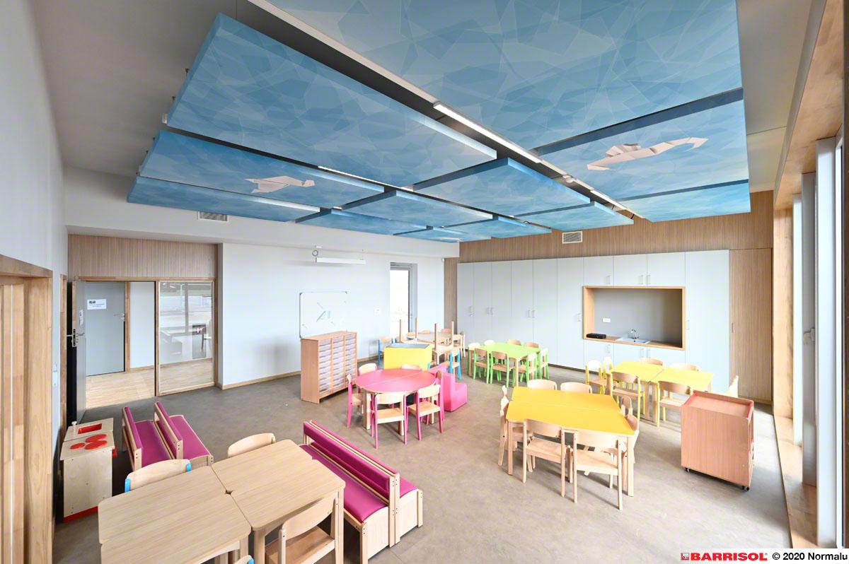 École Wantzenau <br><p style='text-transform: uppercase; color: #6F6F6F;'>France</p>