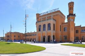 Bahnhof von Wrocław