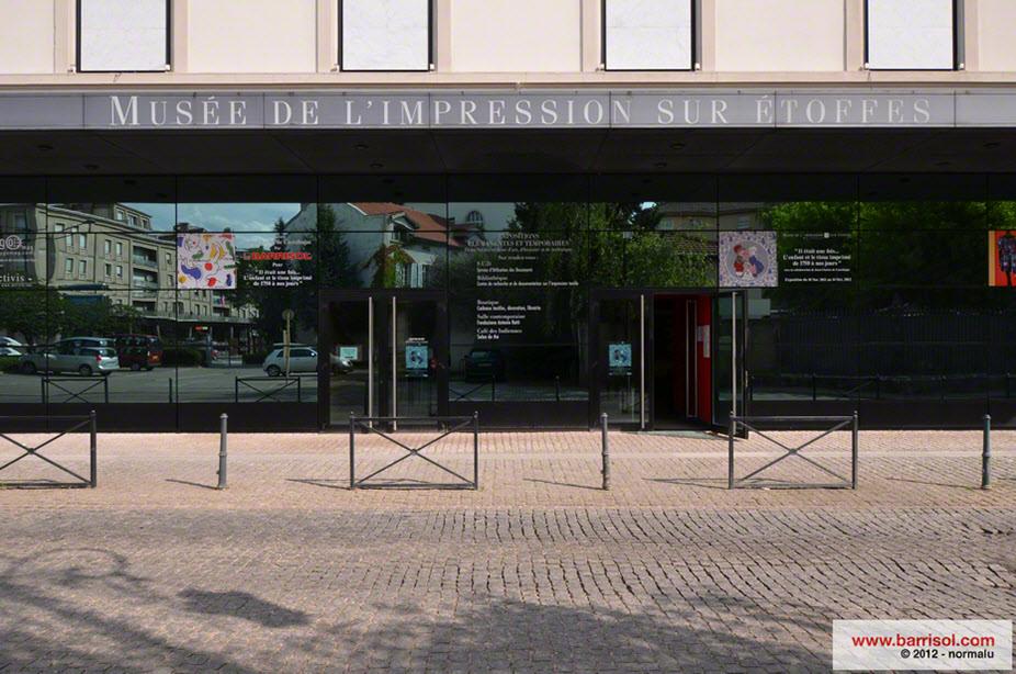 Musée de l'impression sur étoffe