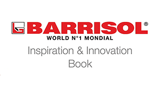 Nuevo folleto : Barrisol Inspiration & Innovation Book