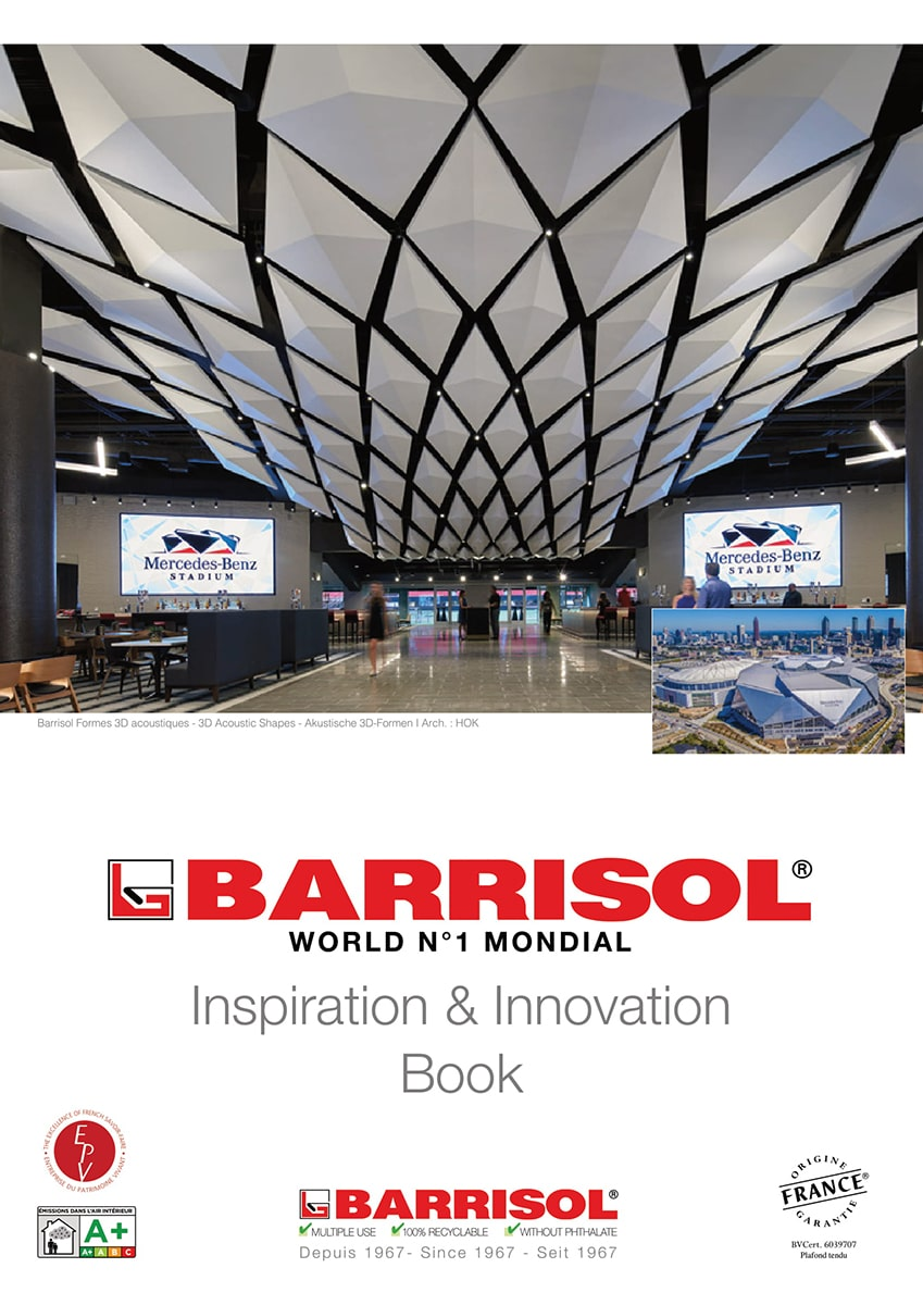 Barrisol Inspiration & Innovation Book