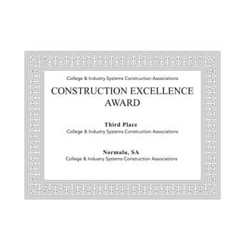 PRIX CONSTRUCTION EXCELLENCE