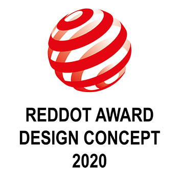 REDDOT AWARD DESIGN CONCEPT Lamp Lumigon by Flynn Talbot
