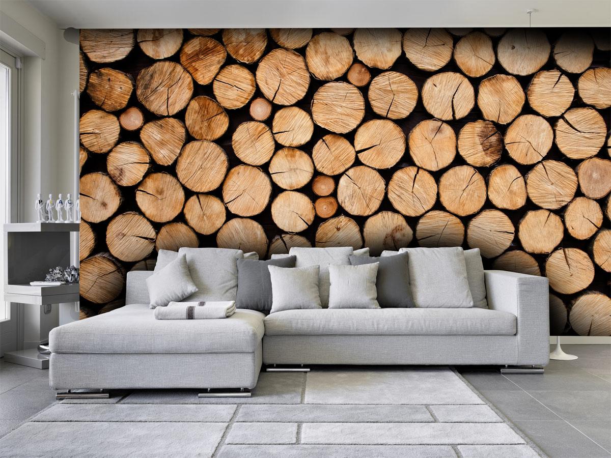 Details - Mur en bois interieur ...