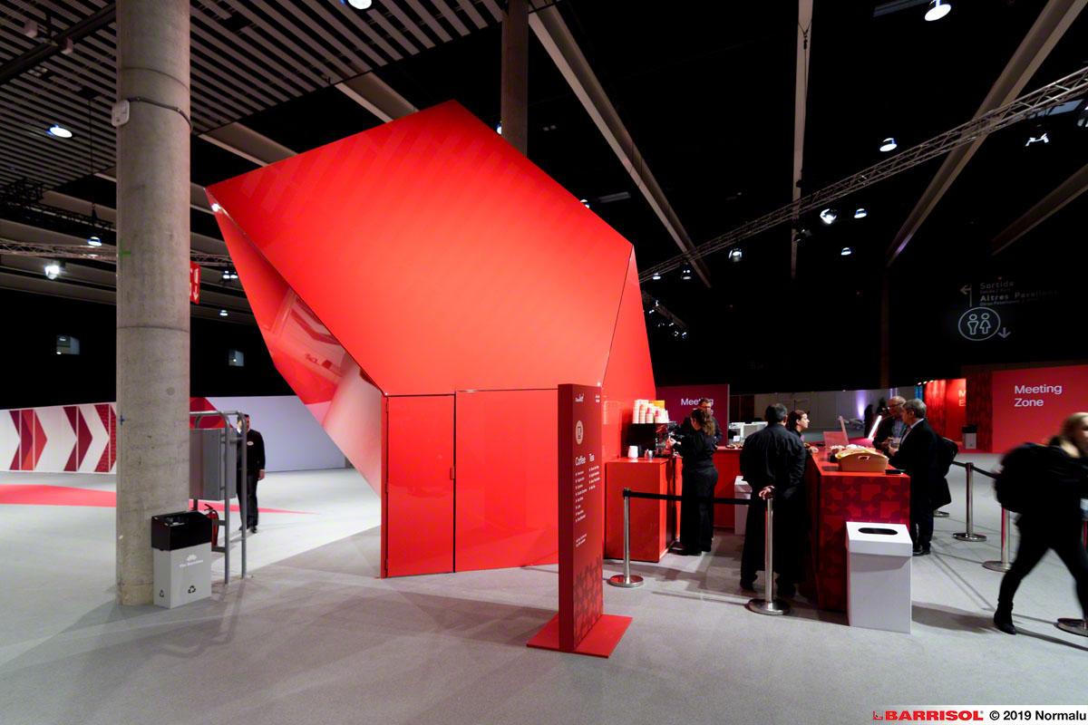 News : Cisco Live! 2019 trade show in Barcelona - Barrisol®